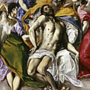 The Holy Trinity Art Print