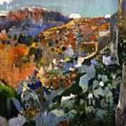 The Jewel Laleixar 1910 Art Print