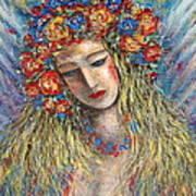 The Loving Angel Art Print