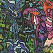 0002 Crevette Andalouse  Art Print