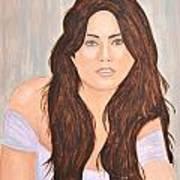 0006 Jordana Art Print