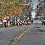 002 Turkey Trot  2014 Art Print