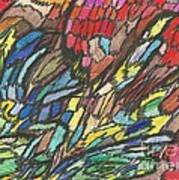 0020 Palette Art Print