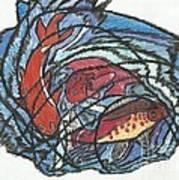 0038 Fish 2 Art Print