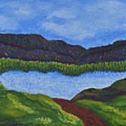 007 Landscape Art Print