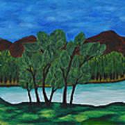 008 Landscape Art Print