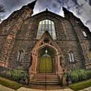 009 Asbury Delaware Avenue Methodist Church Art Print
