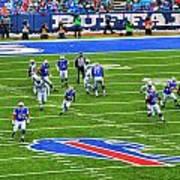 009 Buffalo Bills Vs Jets 30dec12 Art Print