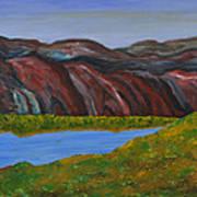 009 Landscape Art Print