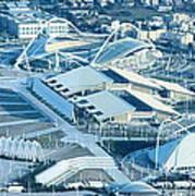 0097927 - Athens - Olympic Stadium Art Print