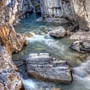 0144 Marble Canyon 2 Art Print
