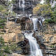0194 Tangle Creek Falls 9 Art Print