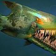Iron Fish   Art Print