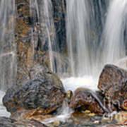 0203 Tangle Creek Falls 4 Art Print