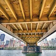 0309 Pittsburgh 4 Art Print by Steve Sturgill