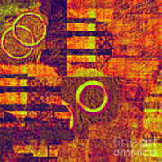 0482 Abstract Thought Art Print