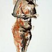 04830 Patieince Art Print