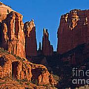 0638 Sedona Arizona Art Print