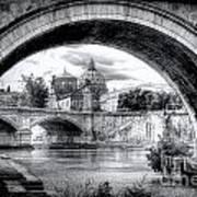 0750 St. Peter's Basilica Art Print