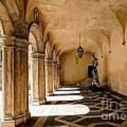 0758 Doge Palace - Venice Italy Art Print