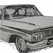 079-car Art Print