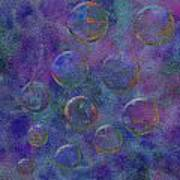 0877 Abstract Thought Art Print