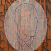 099.06 Troubadour Art Print