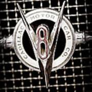 1931 Cadillac Emblem Art Print