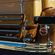 1932 Buick Sedan Art Print