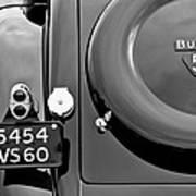 1937 Bugatti Type 57c Ventoux Art Print
