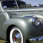 1941 Packard 160 Super Eight Art Print