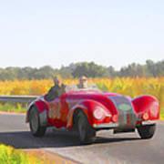 1947 Allard K1 Roadster Art Print