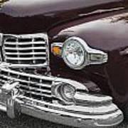 1947 Lincoln Continental Art Print
