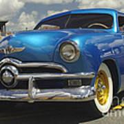 1950 Ford Automobile Art Print