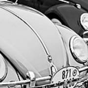 1956 Volkswagen Vw Bug Art Print