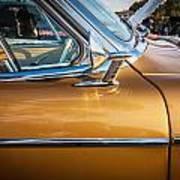 1957 Studebaker Golden Hawk  Art Print
