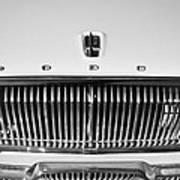 1962 Dodge Dart Grille Emblem Art Print