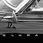 1962 Dodge Polara 500 Side Emblem Art Print