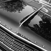 1964 Chevrolet El Camino Art Print