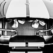 1965 Shelby Cobra Grille Art Print
