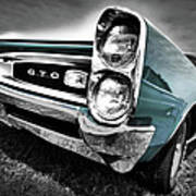 1966 Pontiac Gto Art Print