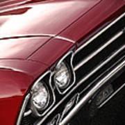 1969 Chevrolet Chevelle Ss 396 Art Print