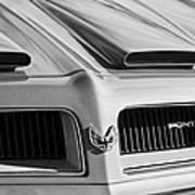 1974 Pontiac Firebird Grille Emblem Art Print