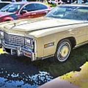 1978 Cadillac Eldorado Art Print