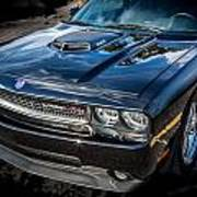 2010 Dodge Challenger Rt Hemi    Art Print