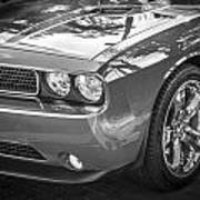 2013 Dodge Challenger Art Print