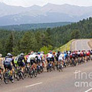 2014 Usa Pro Cycling Challenge Art Print