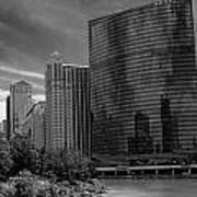333 W Wacker Chicago Art Print