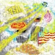9-11 Art Print by Joe Dillon