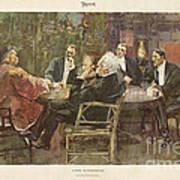 A Deal - In Washington  Art Print